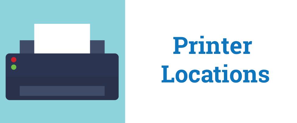 printer locations