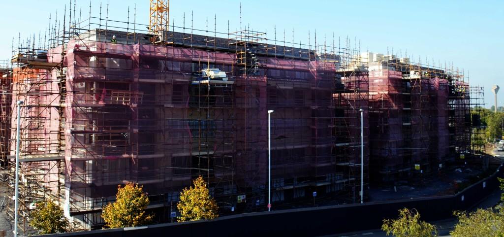 Belgrove Student Residences Refurbishment