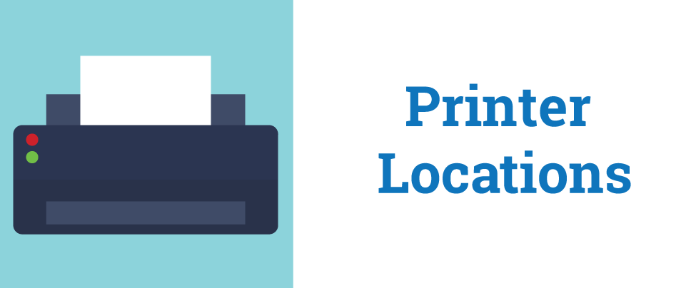 printer locations
