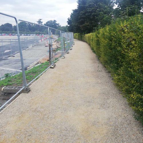 Car Park N1 Extension Works
